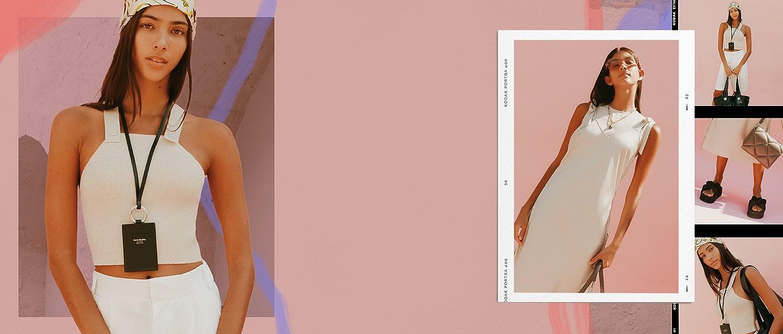 Shop Summer Sleek. Latest minimalist looks.