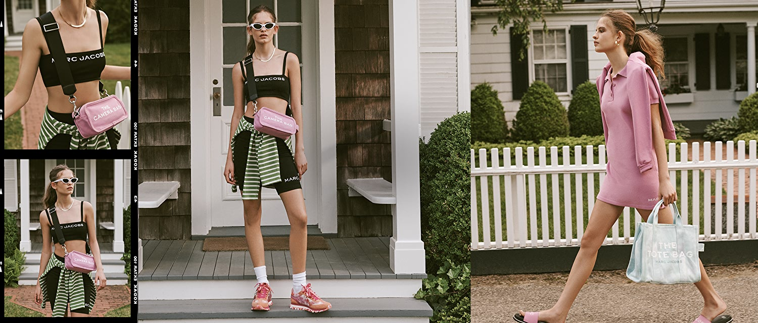 Shop the latest from The Marc Jacobs. Sets, carryalls, shoes, and more.