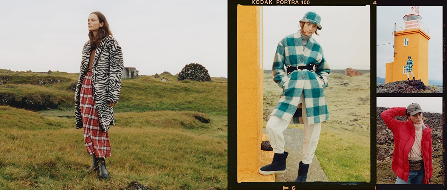 Shop Coats. Plaids, puffers, and more.