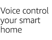 Voice control your smart home