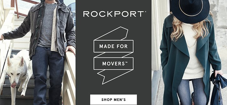 Rockport Men