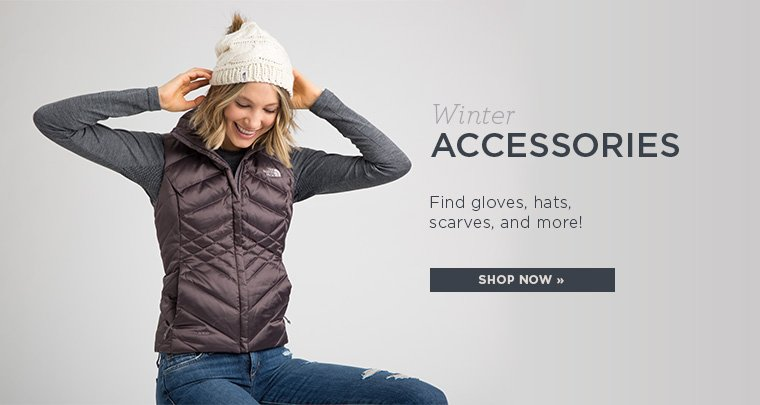 Hero-1-Winter-Accessories-01-20-2017. Shop Winter Accessories