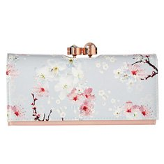 Image of a floral printed wallets