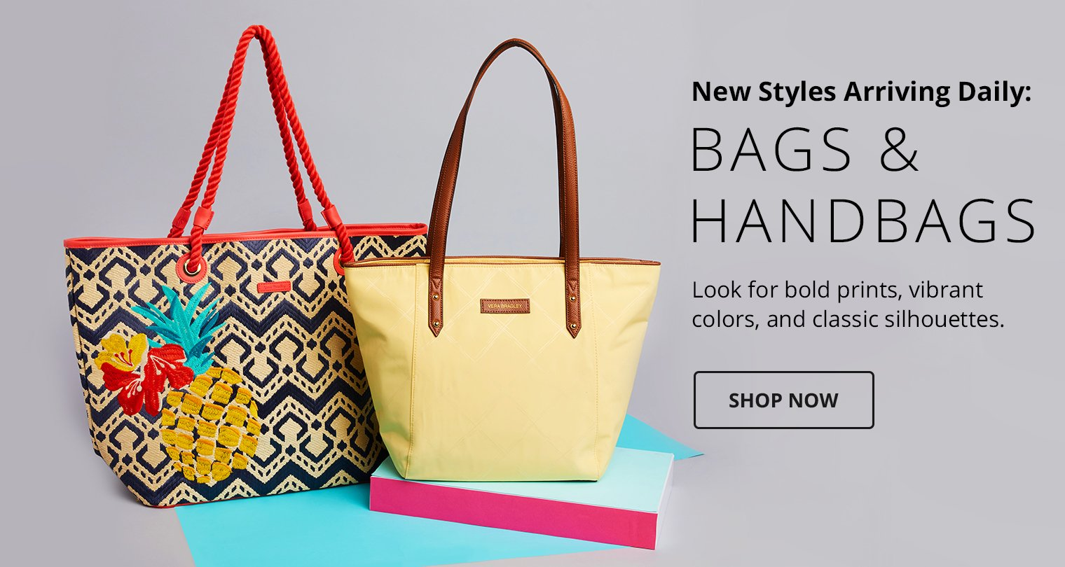 New Styles Arriving Daily: Bags & Handbags. Shop Now.