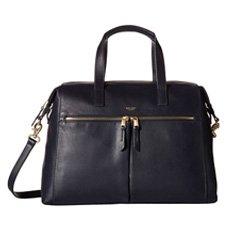 Image of a black knomo bag