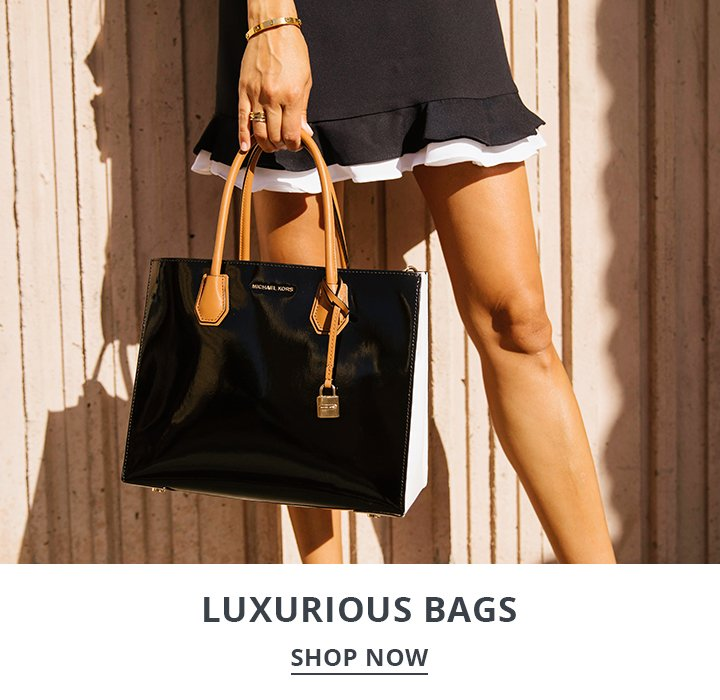 Luxurious Bags. Shop Now.