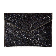 Image of a glittery clutch