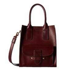 Image of a Maroon tote bag