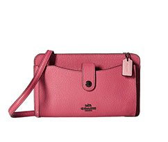 Image of a pink Coach Bag