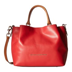 Image of a red satchel