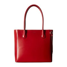 Image of a red tote