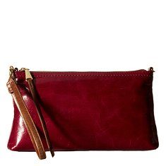 Image of a red clutch