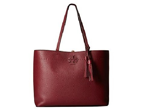Image links to Tory Burch bags.