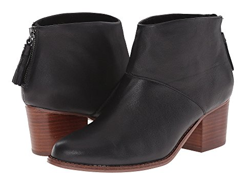 image of TOMS women's casual black booties. image links to women's casual booties.