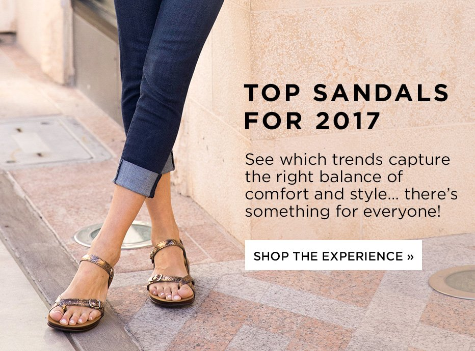Boutiques- Top Sandals Co-op