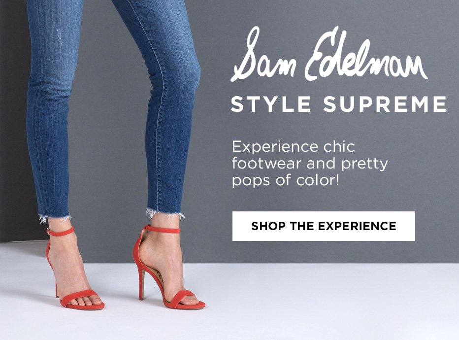 Sam Edelman Co-op