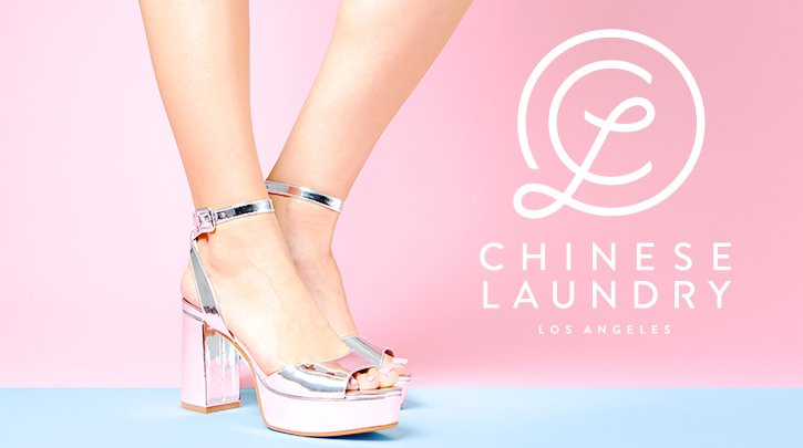 Chinese Laundry. Shop now.