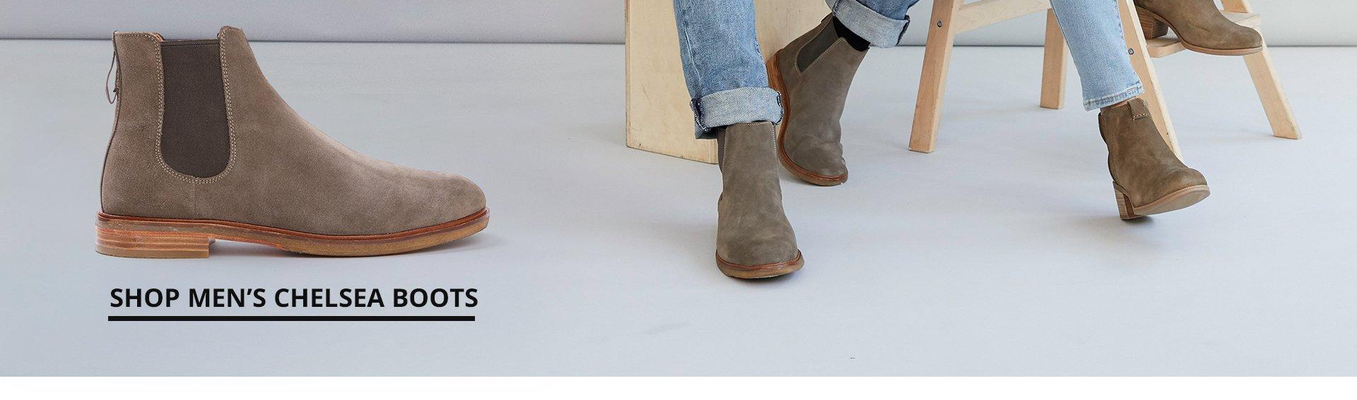 Shop Men's Chelsea Boots