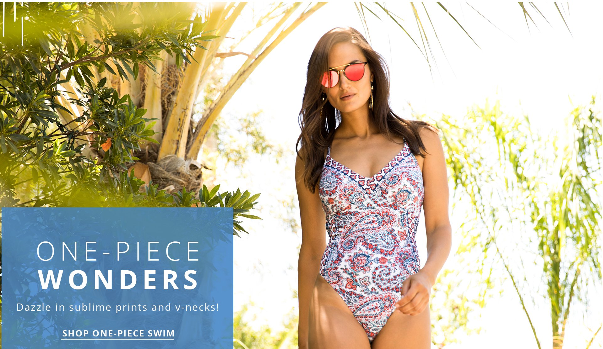 Shop One-Piece Swim