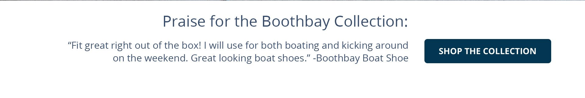 Boothbay Loafer Collection