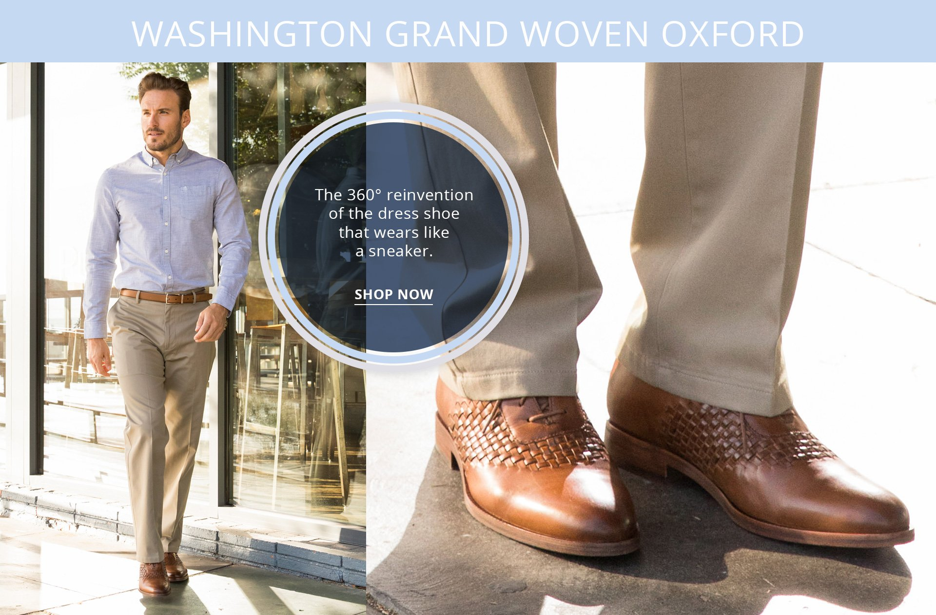 Washington Grand Oxford