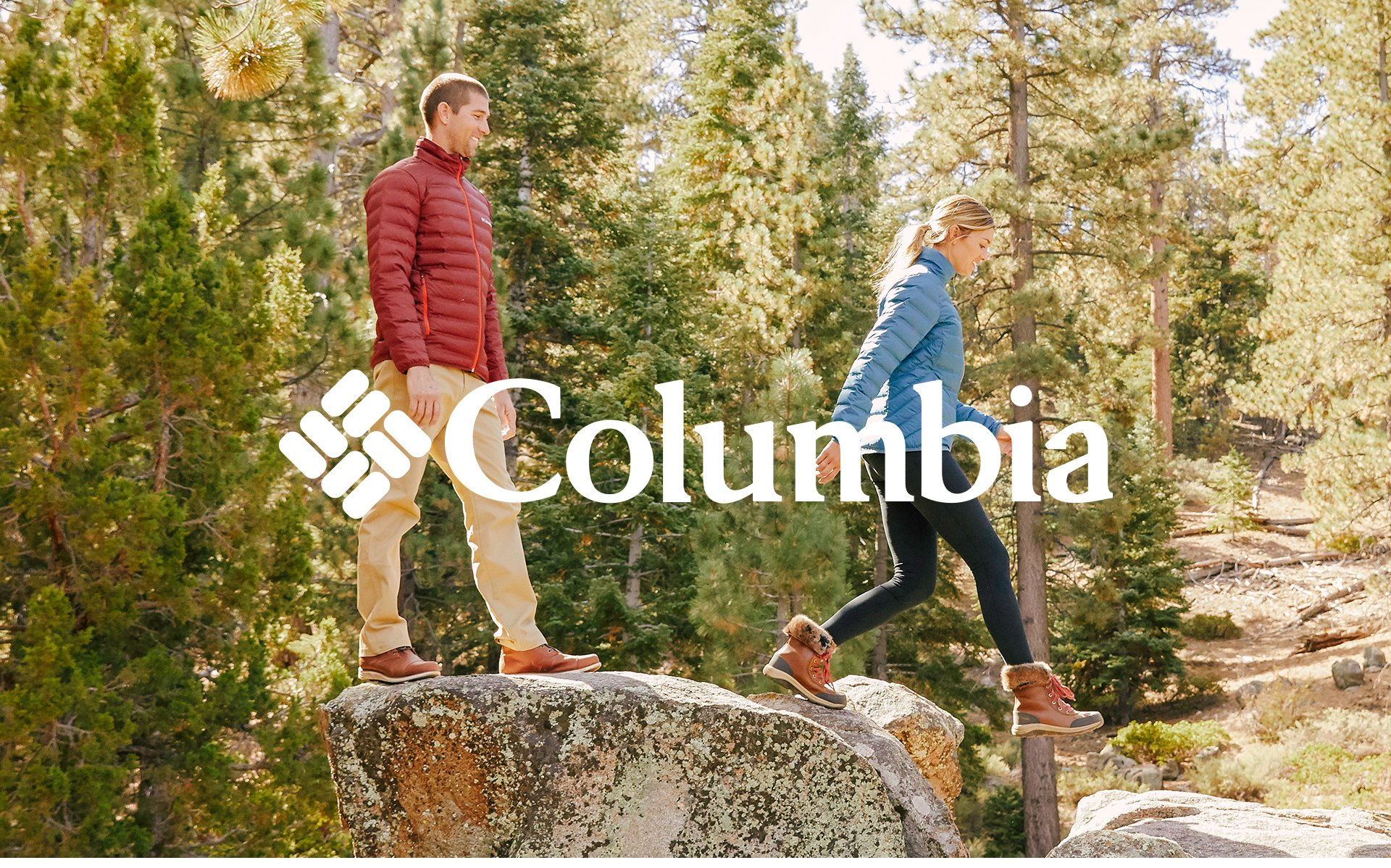 Columbia header