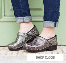 Shop for Dansko Clogs