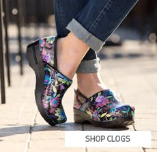 Shop for Dansko Clogs
