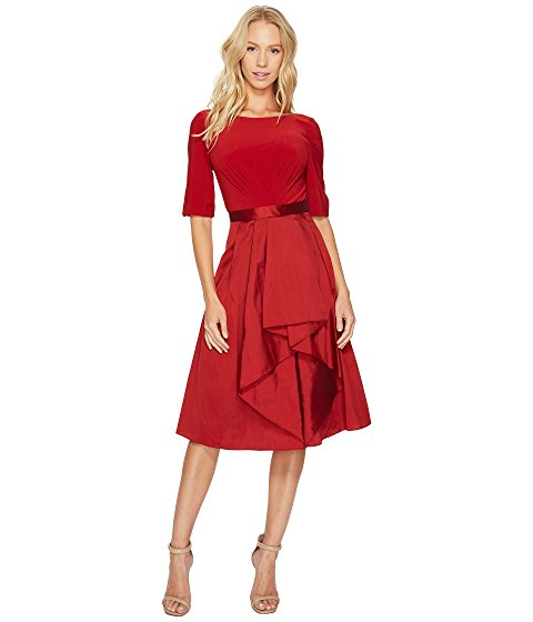 Clickable image of a red dress