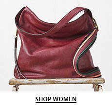 Clickable image if a red Fossil Bag