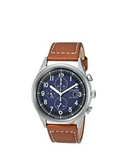 Image of a brown men's watch