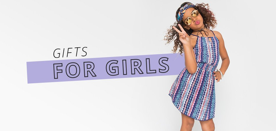 Gifts for Girls. Shop Now