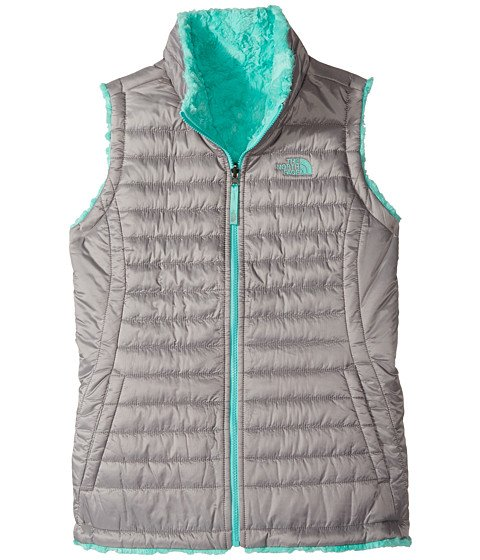 Image of Girls' North Face Winter Vest. Image links to selection of girls' vests.
