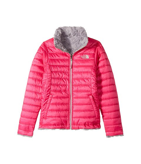 Image of Girls' The North Face Pink Quilted Jacket. Image links to a selection of Girls' quilted Jackets.