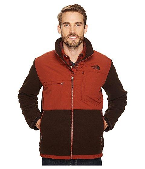 Image on a man wearing a fleece jacket. Image links to all men's fleece jackets.