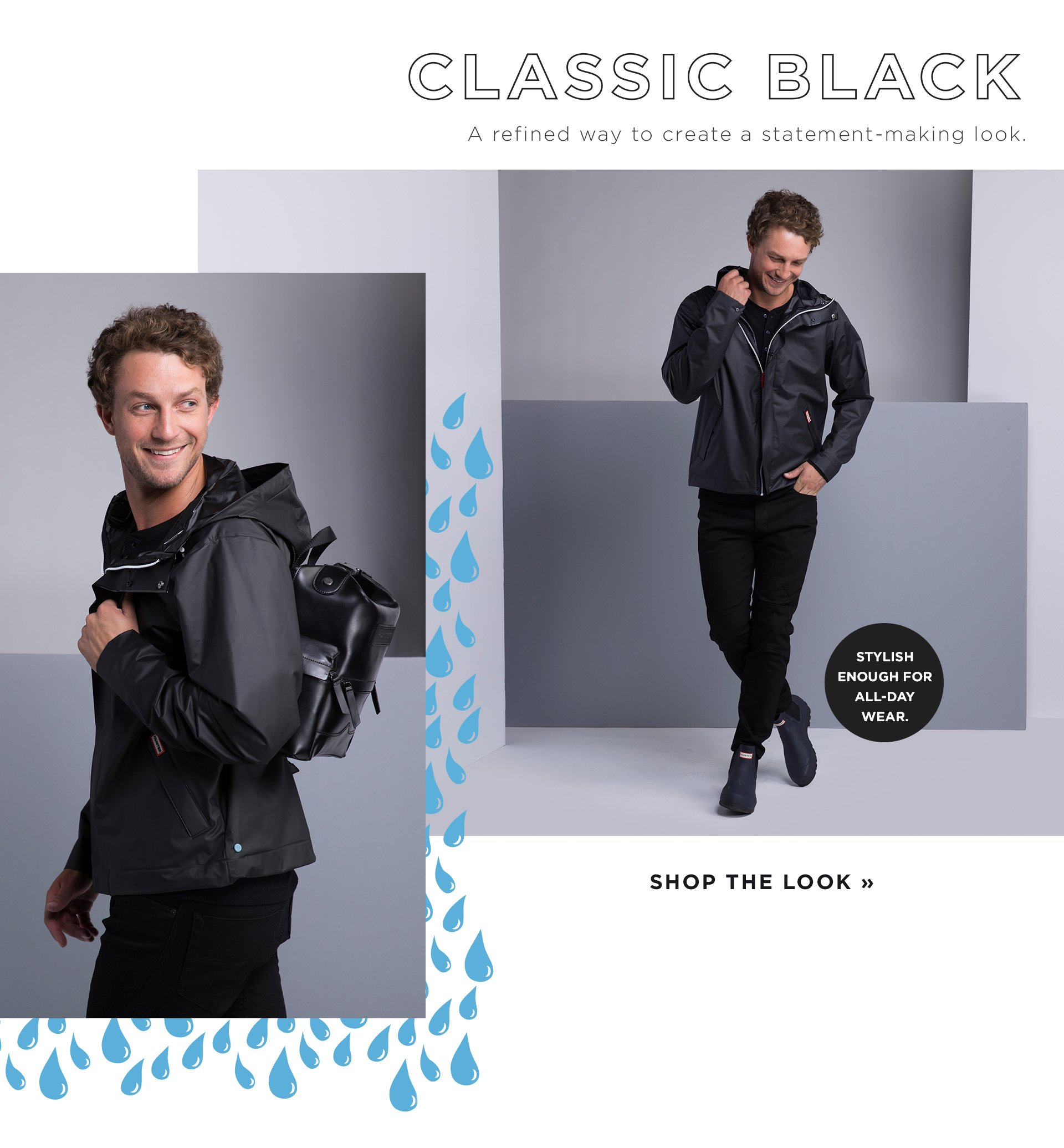 Classic Black Shop The Look