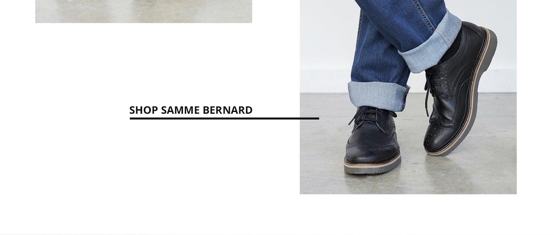 Shop Samme Bernard