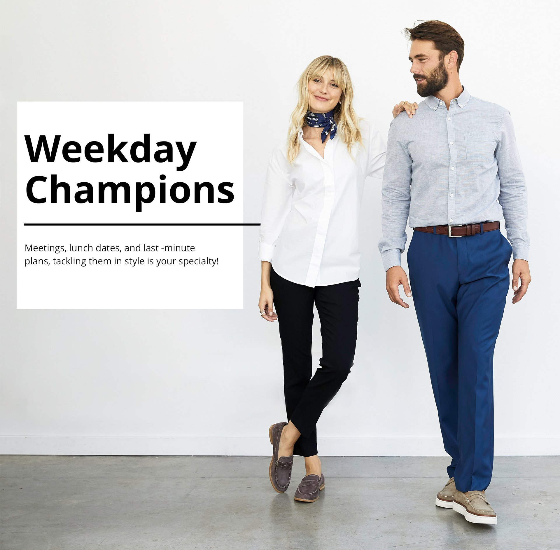 Weekday Champions