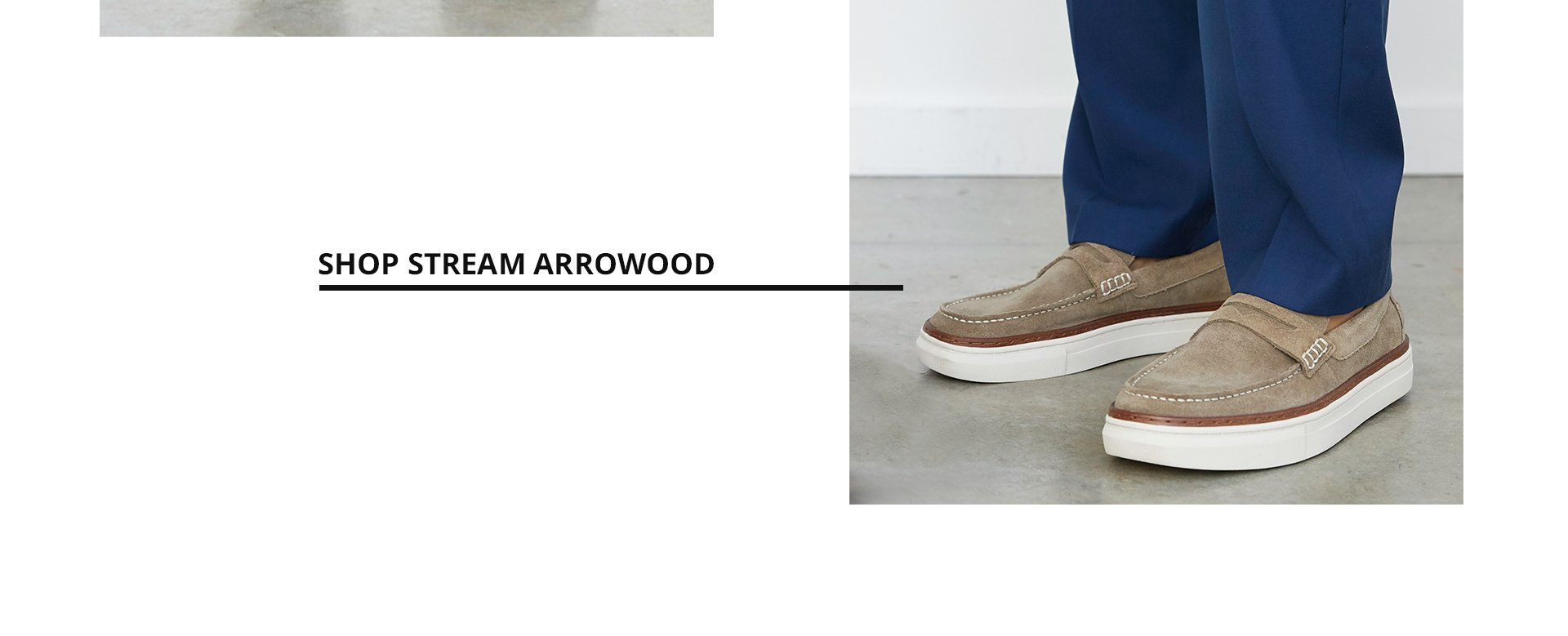 Shop Stream Arrowood
