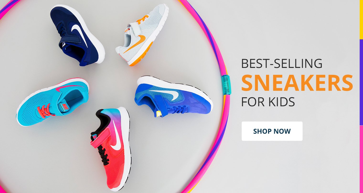 Best Selling Sneakers for kids-Shop Now
