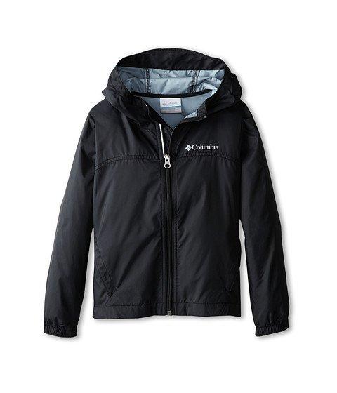 Columbia Kids Black Rain Jacket