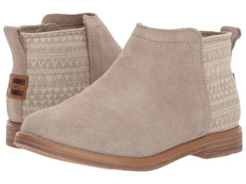 Girls TOMS Ankle Boots