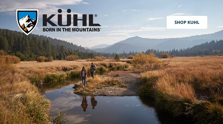 Kuhl-Hero-born in the mountains