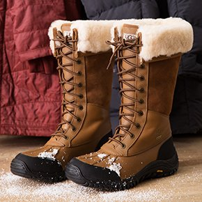Boots For The Elements