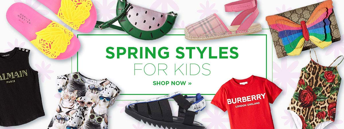 78f2e3a08e6 SHOP SPRING KIDSWEAR. SHOES