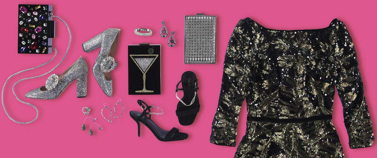 SHOP HOLIDAY PARTY ESSENTIALS