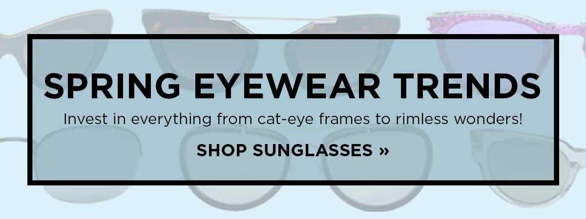 Shop Sunglasses