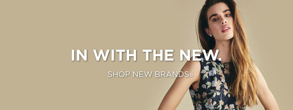 Shop New Brands