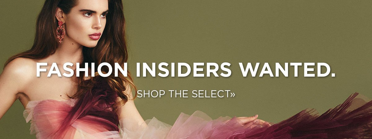 Shop the Select