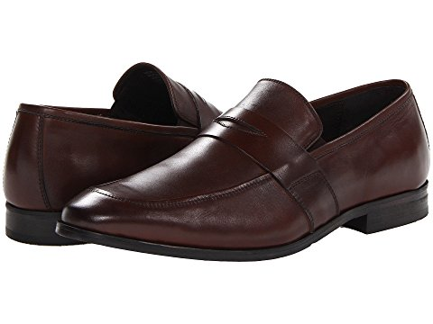 Image links to Men's penny loafers.